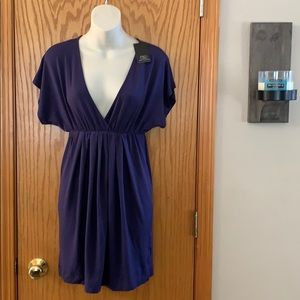 NWT TART Collections Navy Maxi Dress